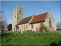 TG0600 : St Botolph's church by Evelyn Simak