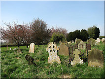 TG0600 : St Botolph's church - churchyard by Evelyn Simak