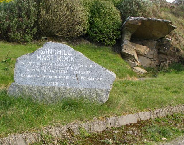 Sandhill Mass Rock