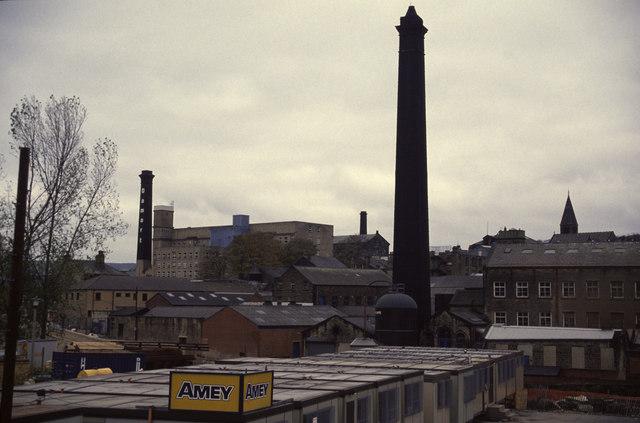Millscape, Bingley