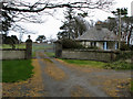 C0636 : Gate Lodge near Marble Hill Strand by Rossographer