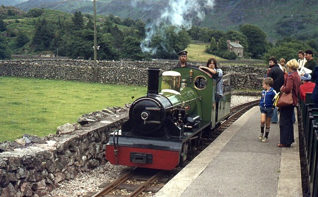 Dalegarth Station