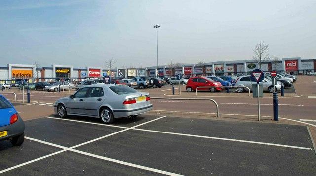 Middlebrook Retail Park