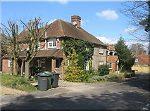 SU6350 : Flint Cottage - Jays Close by Given Up
