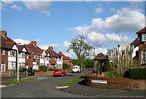 SO9096 : Westminster Avenue, Penn, Wolverhampton by Roger  Kidd