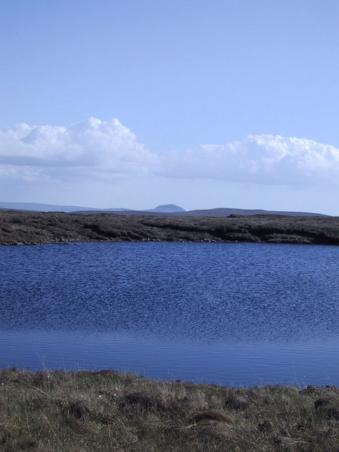 Loughisland and Slemish Mountain