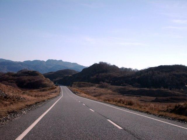Road To Morar