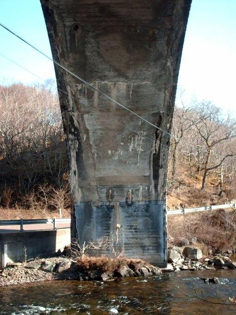 Under The Morar Viaduct