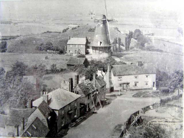 The windmill at Rayleigh