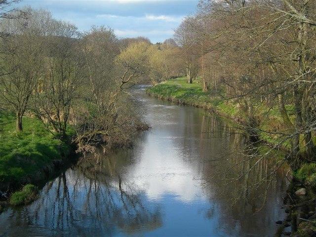 The Water Of Girvan