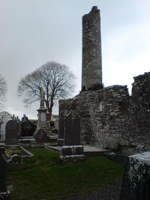Round tower, Monasterboice