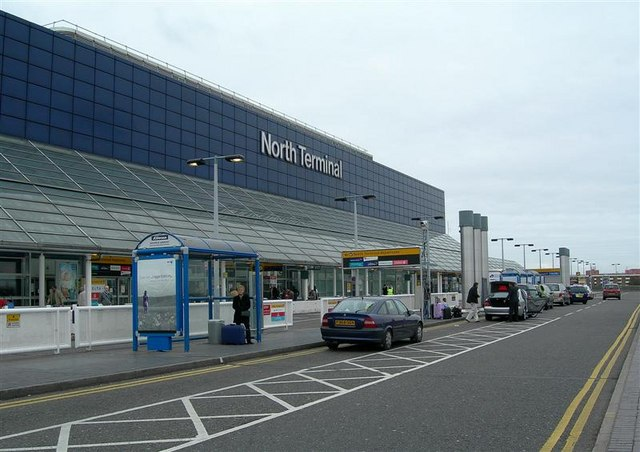 Welcome To The North Terminal