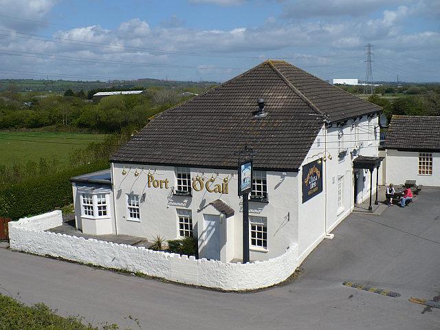 Port 'O' Call pub