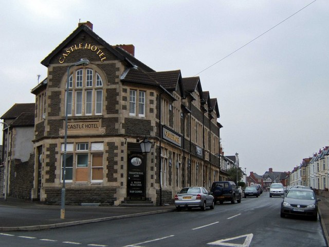 The Castle Hotel, Barry