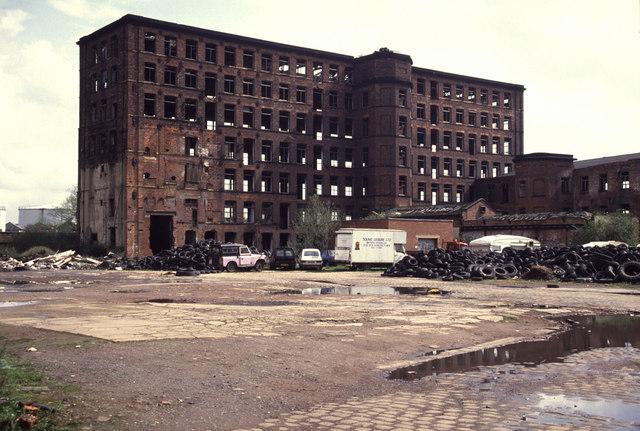Hunslet Mills, Leeds
