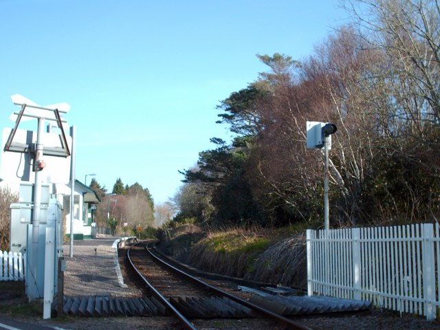 View From The Level Crossing, Morar