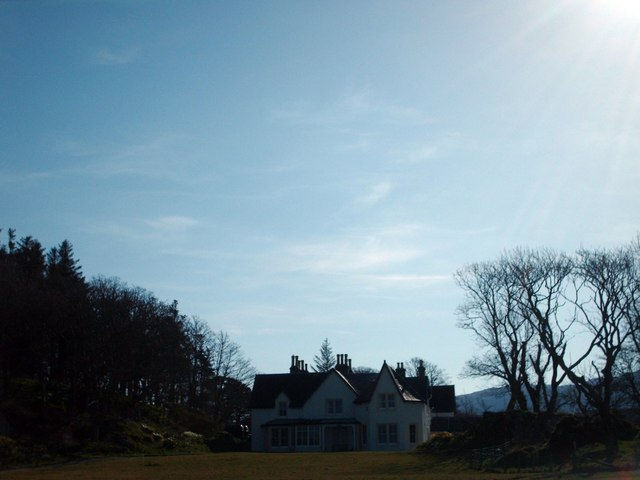 Traigh House