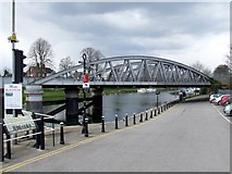 TF3244 : Witham Bank East, Boston by Dave Hitchborne