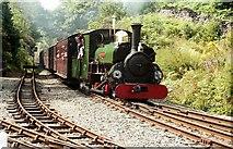 SH6441 : Tan-Y-Bwlch  Festiniog Railway by John Firth