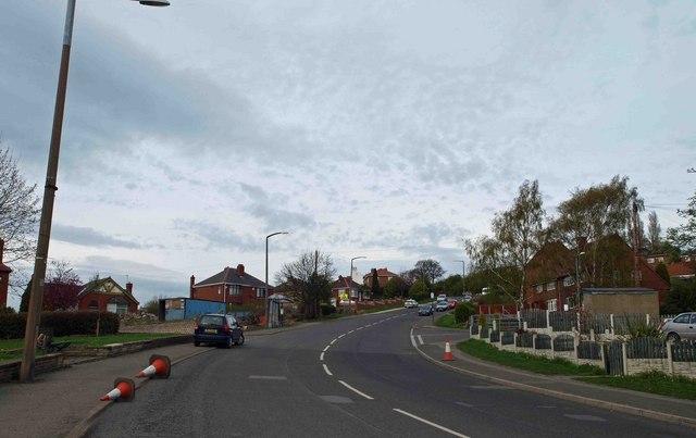 Brierley Road Grimethorpe