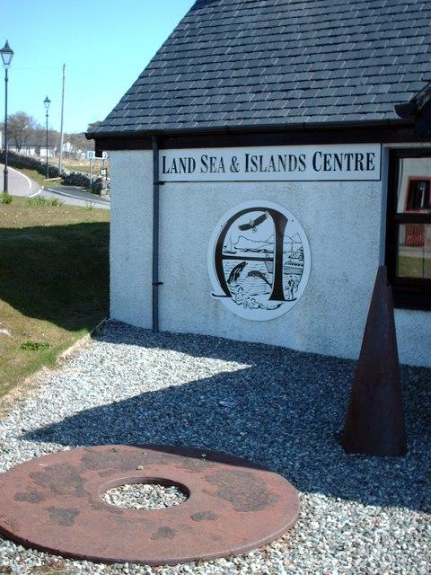 Land Sea and Islands Centre, Arisaig