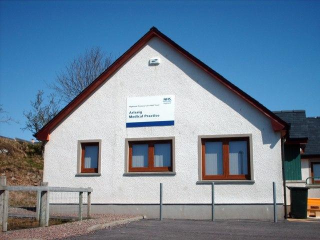 Arisaig Medical Centre