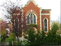 SU3535 : Stockbridge - Converted Chapel by Chris Talbot