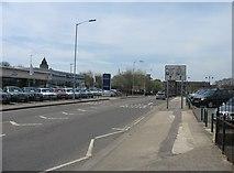 SU6351 : New Road by Sandy B