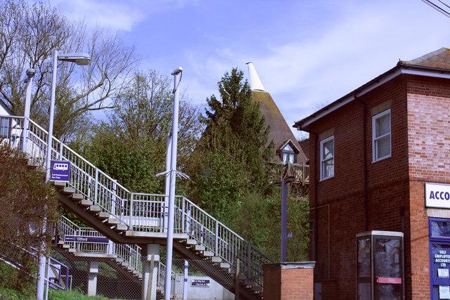 Pilgrims Oast, Station Road, Otford, Kent
