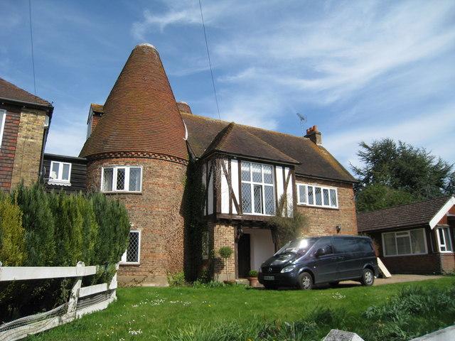 The Old Oast House, Shoreham Road, Otford, Kent
