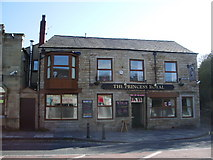 SD8432 : The Princess Royal, Yorkshire Street, Burnley by Alexander P Kapp