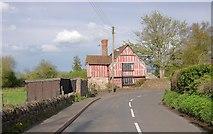 SO3951 : The Stawne, Weobley by Philip Pankhurst