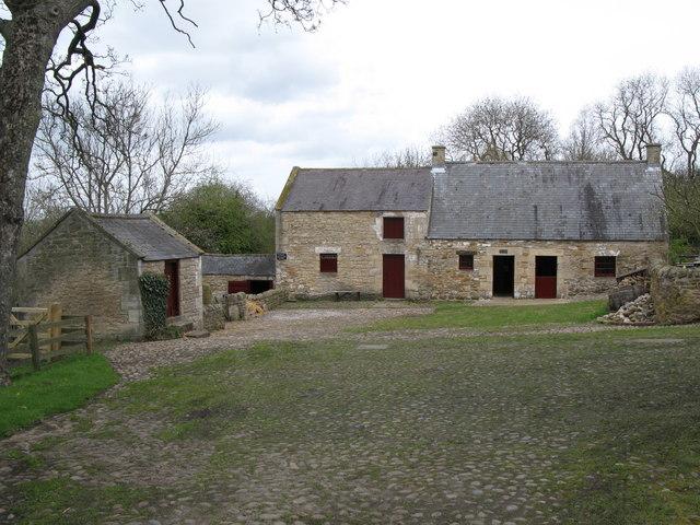 Cherryburn, the birthplace of Thomas Bewick