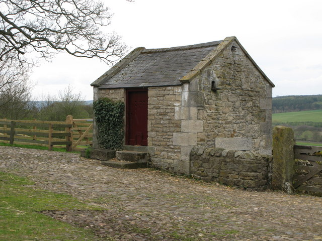 "The ""poultiggery"" at Cherryburn"