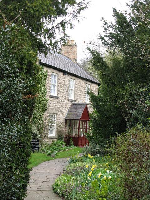 The farmhouse at Cherryburn (2)