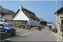 SW3526 : Tinker Taylor Cottage, Sennen Cove by Pauline E
