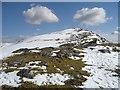 NN3238 : Beinn Dòrain, north ridge by Richard Webb