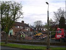 SO9096 : The ex Battle of Britain 2, Penn, Wolverhampton by Roger  Kidd