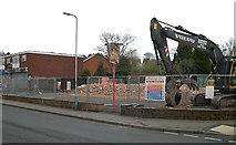SO9096 : The ex Battle of Britain 7, Penn, Wolverhampton by Roger  Kidd