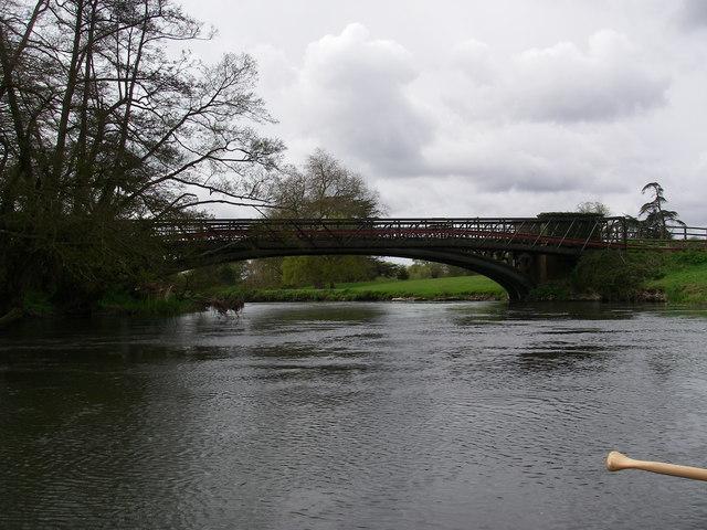 Bridge to Somerley