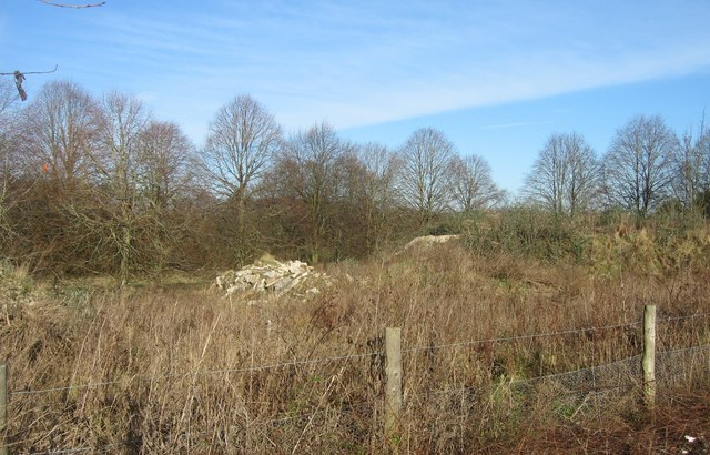 Countryside & rubble