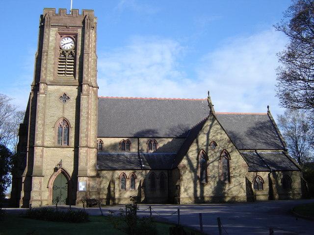 St Paul's CE Church