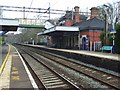 SJ9183 : Poynton Station by Andrew Smith
