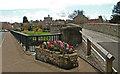 NU2406 : Old and new bridges, Warkworth by wfmillar