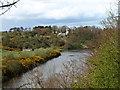 NU2405 : The River Coquet, Warkworth by wfmillar