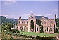 SO5300 : Tintern Abbey, Monmouthshire taken 1963 by William Matthews