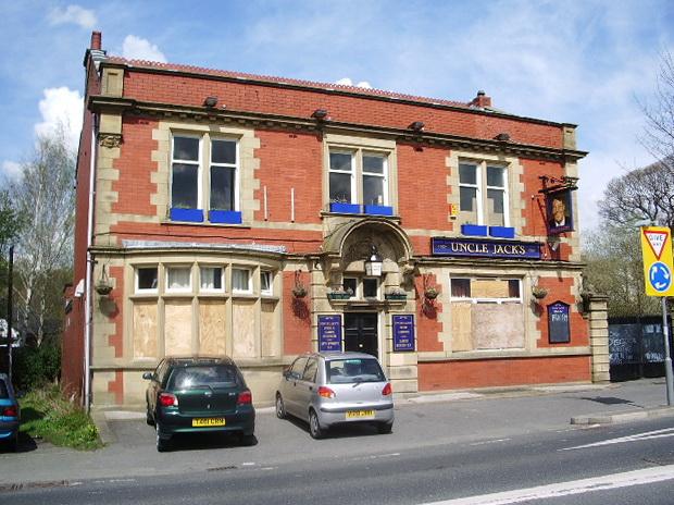 Uncle Jack's, Branch Road, Lower Darwen, Darwen
