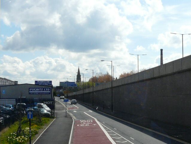 Manchester Road North