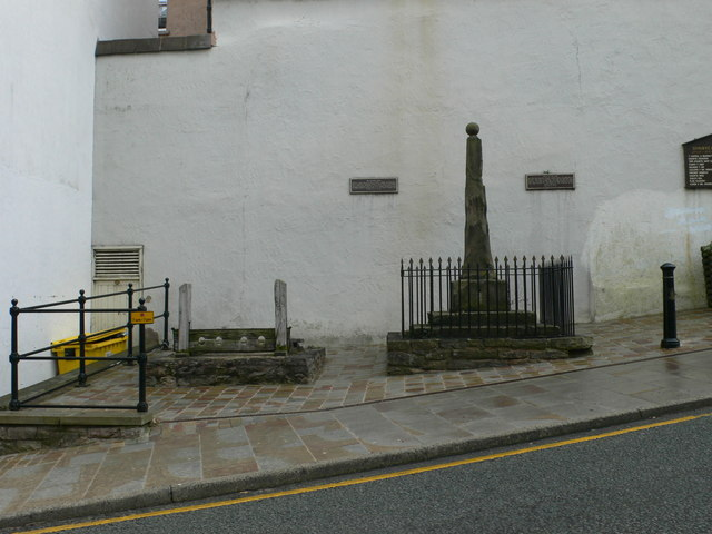Old stocks, Denbigh