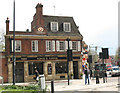 TQ2574 : The King's Arms, Wandsworth by Stephen Craven